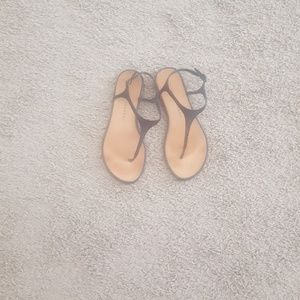 Black Chinese Laundry sandals
